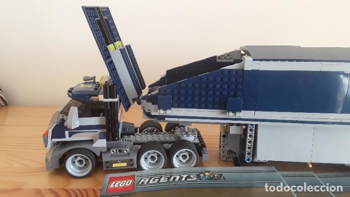 Juegos construcción - Lego: Lego Agents 8635. Camión - Foto 13 - 235349360