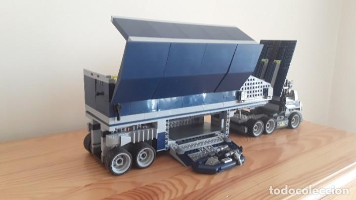 Juegos construcción - Lego: Lego Agents 8635. Camión - Foto 15 - 235349360