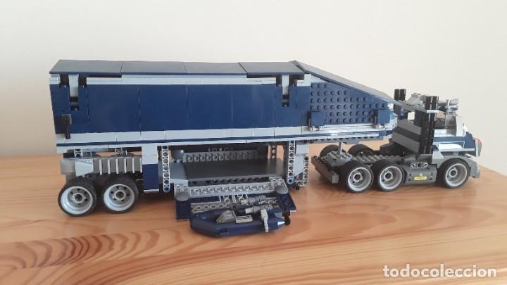 Juegos construcción - Lego: Lego Agents 8635. Camión - Foto 16 - 235349360