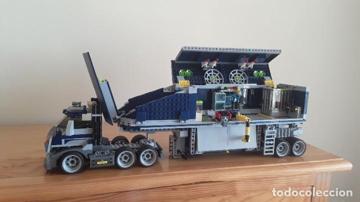 Juegos construcción - Lego: Lego Agents 8635. Camión - Foto 18 - 235349360