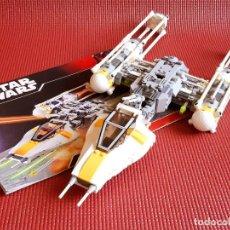 Juegos construcción - Lego: NAVE LEGO STAR WARS 7658 Y-WING. Lote 235428800