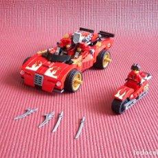 Juegos construcción - Lego: SET LEGO NINJAGO REF 70727 X-1 NINJA CHARGUER. Lote 235434640