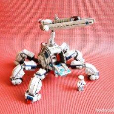 Juegos construcción - Lego: LEGO STAR WARS 75013 UMBARAN MHC MOVILE HEAVY CANNON CON UNA MINIFIGURA. Lote 235437750