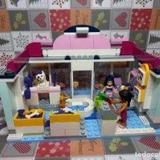 Juegos construcción - Lego: LEGO FRIENDS TIENDA DE ANIMALES SET 41007, CON INSTRUCCIONES, SIN CAJA. Lote 236348620