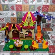Juegos construcción - Lego: LEGO FRIENDS FAIRY LA MAGICA PASTELERIA SET 41074, SIN INSTRUCCIONES, SIN CAJA. Lote 236352865