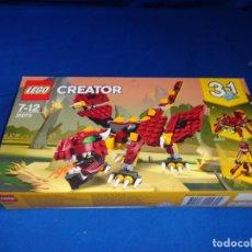 Juegos construcción - Lego: LEGO CREATOR 3 IN 1 PRECINTADO REF: 31073 MADE IN DENMARK VER FOTOS! SM. Lote 236541745
