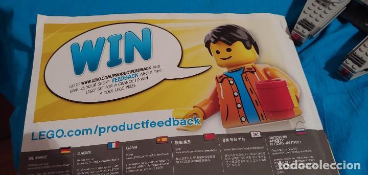 Juegos construcción - Lego: LEGO STAR WARS REF. 75105 HALCON MILENARIO-MILLENNIUN FALCON.CAJA-INSTRUCIONES-MUÑECOS - Foto 8 - 237021030