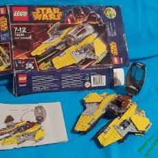 Juegos construcción - Lego: LEGO STAR WARS 75038 INTERCEPTOR JEDI. Lote 237021685