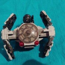 Juegos construcción - Lego: LEGO STAR WARS REF. 75128. TIE ADVANCED PROTOTYPE. MICROFIGHTER SERIES 3.. Lote 237022180
