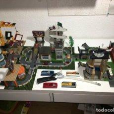 Juegos construcción - Lego: MEGABLOKS STREETZ - MINI CIUDAD - MEGA BLOKS - TIPO LEGO. Lote 237271080