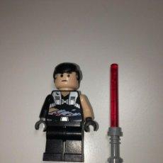 Juegos construcción - Lego: LEGO STAR WARS GALEN MAREK MINIFIGURA STARKILLER APARENDIZ DE DARTH VADER 7672. Lote 237319945