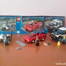 Juegos construcción - Lego: LEGO CITY 60007. Lote 237369875