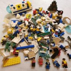 Juegos construcción - Lego: LOTE DE PIEZAS LEGO MARINAS L8. Lote 237403030