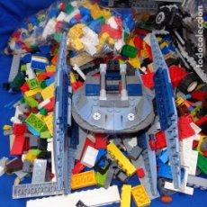 Juegos construcción - Lego: LEGO - LOTE MAS DE 3.5 KG PIEZAS NAVES STAR WARS Y OTROS VER FOTOS! SM. Lote 238295835