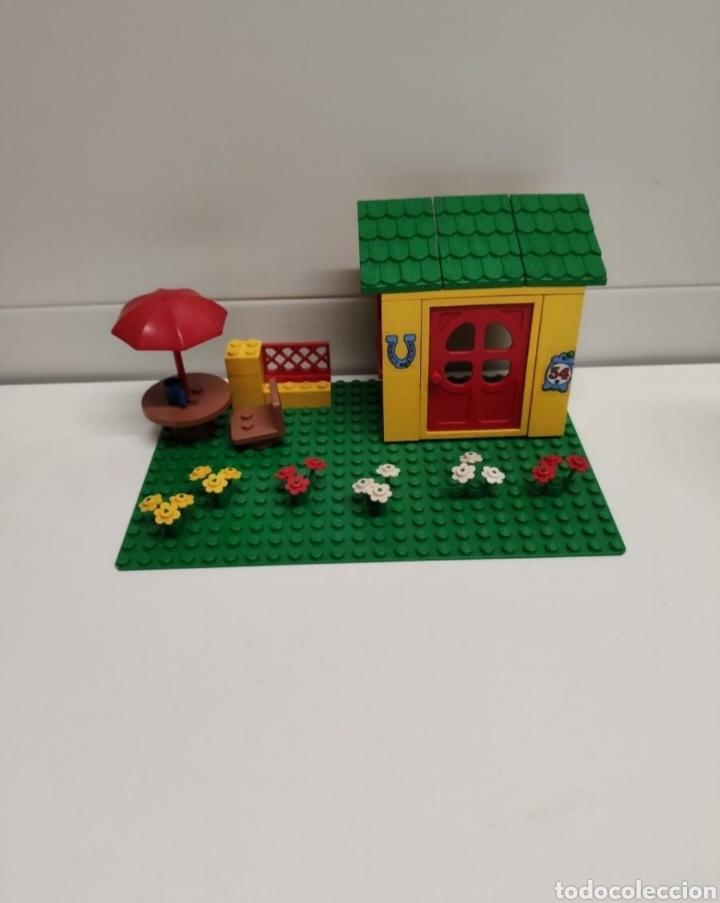 LEGO FABULAND 3654 INCOMPLETO (Juguetes - Construcción - Lego)