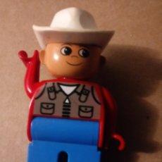 Juegos construcción - Lego: COWBOY CASA LEGO. Lote 240194640