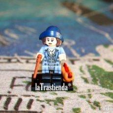 Juegos construcción - Lego: FIGURA LEGO HARRY POTTER - FANTASTIC BEASTS - PORPENTINA GOLDSTEIN. Lote 240897450