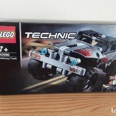 Juegos construcción - Lego: LEGO TECHNIC GETAWAYTRUCK. Lote 241314785