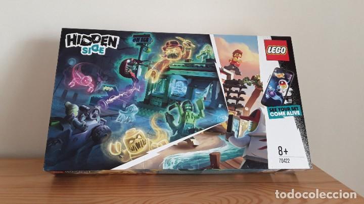 LEGO HIDDEN SIDE (Juguetes - Construcción - Lego)
