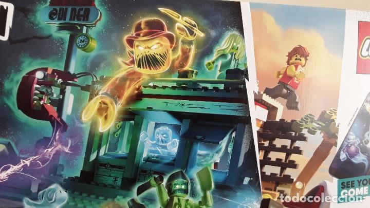 Juegos construcción - Lego: Lego Hidden Side - Foto 10 - 241315080