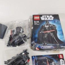 Juegos construcción - Lego: STAR WARS - LEGO DARTH VADER REF 75111 CAJA ABIERTA ESTA PARA ESTRENAR. Lote 241427660