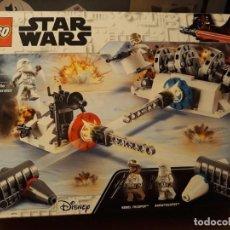 Juegos construcción - Lego: LEGO STAR WARS ACTION BATTLE HOTH GENERATOR ATTACK 75239 NUEVO SIN ABRIR. Lote 241481765