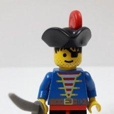 Juegos construcción - Lego: CAPITAN PIRATA . ORIGINAL DE LEGO. Lote 241510635