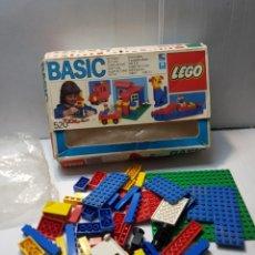 Juegos construcción - Lego: LEGO BASIC 520 EN CAJA ORIGINAL ESCASO. Lote 241984645