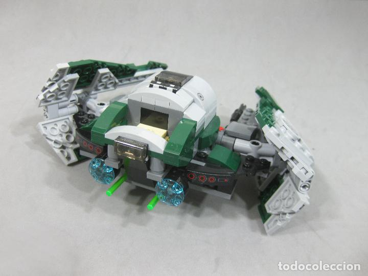 Juegos construcción - Lego: NAVE LEGO 75168 JEDI STARFIGHTER DE YODA CON LA MINIFIGURA DE R2-D2 - STAR WARS - Foto 3 - 242856235