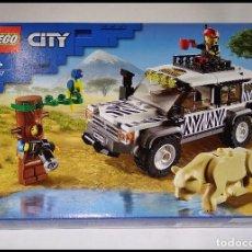 Juegos construcción - Lego: LEGO CITY - 60267 - TODOTERRENO DE SAFARI, NUEVO Y PRECINTADO EN SU CAJA ORIGINAL.. Lote 245080770