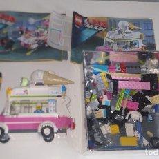 Juegos construcción - Lego: THE LEGO MOVIE LEGO ICE CREAM MACHINE (70804). Lote 245090595