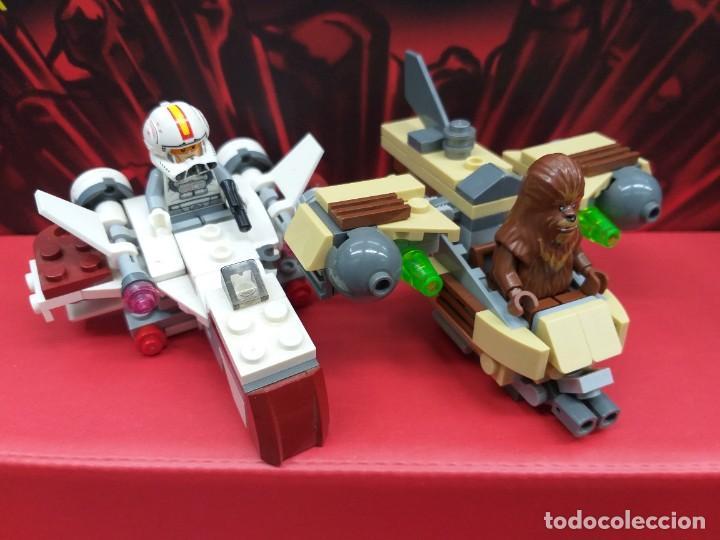 LEGO STAR WARS REF. 75129 CHEWBACCA MÁS NAVE TIPO X-WING (Juguetes - Construcción - Lego)