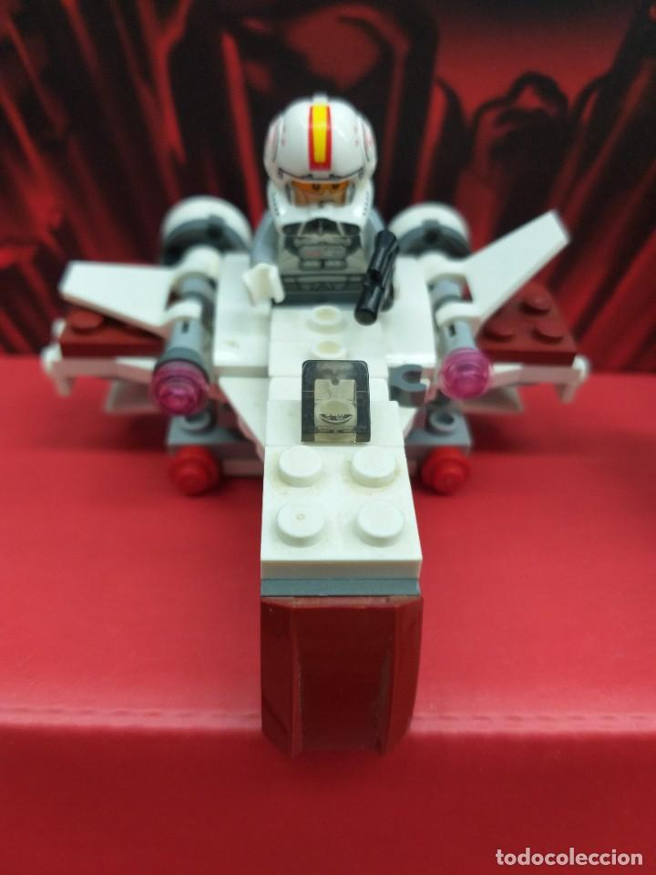 Juegos construcción - Lego: lego star wars ref. 75129 chewbacca más nave tipo x-wing - Foto 3 - 245442930