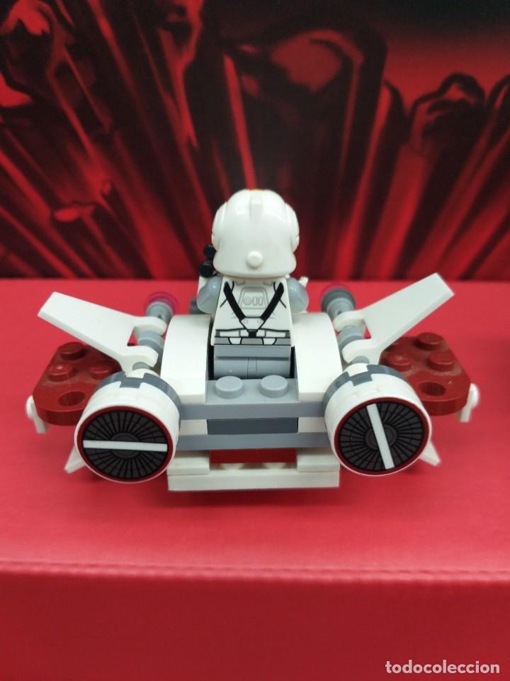 Juegos construcción - Lego: lego star wars ref. 75129 chewbacca más nave tipo x-wing - Foto 4 - 245442930