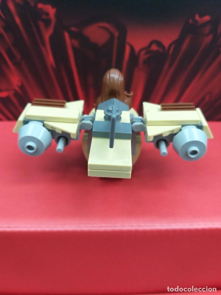 Juegos construcción - Lego: lego star wars ref. 75129 chewbacca más nave tipo x-wing - Foto 6 - 245442930