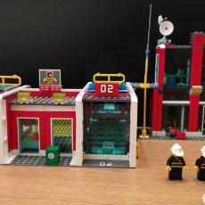 Juegos construcción - Lego: LEGO 7208 PARQUE DE BOMBEROS. Lote 245755330