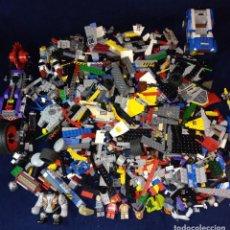 Juegos construcción - Lego: LEGO LOTE DE PIEZAS LEGO 1546 GRAMOS,TODO ORIGINAL. Lote 245894665