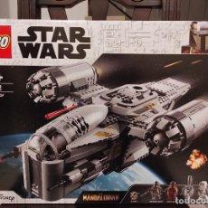 Juegos construcción - Lego: THE RAZOR CREST MANDALORIAN 75292 -LEGO STAR WARS- NUEVO, PRECINTADO. Lote 245894700