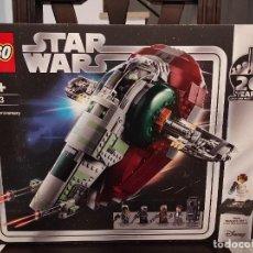 Juegos construcción - Lego: ESCLAVO 1 EDICIÓN 20 ANIVERSARIO 75243 -LEGO STAR WARS- NUEVO, PRECINTADO, SLAVE, BOBA FETT. Lote 245896415
