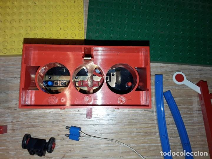Juegos construcción - Lego: Lego años 70 mega lote piezas y catálogos ,tren funcionando, ver todas las fotos. - Foto 4 - 246149290
