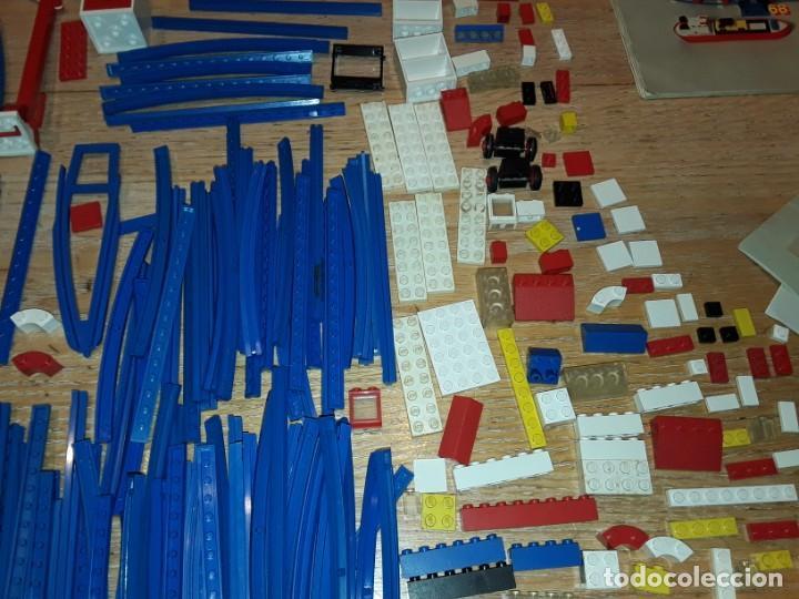 Juegos construcción - Lego: Lego años 70 mega lote piezas y catálogos ,tren funcionando, ver todas las fotos. - Foto 8 - 246149290