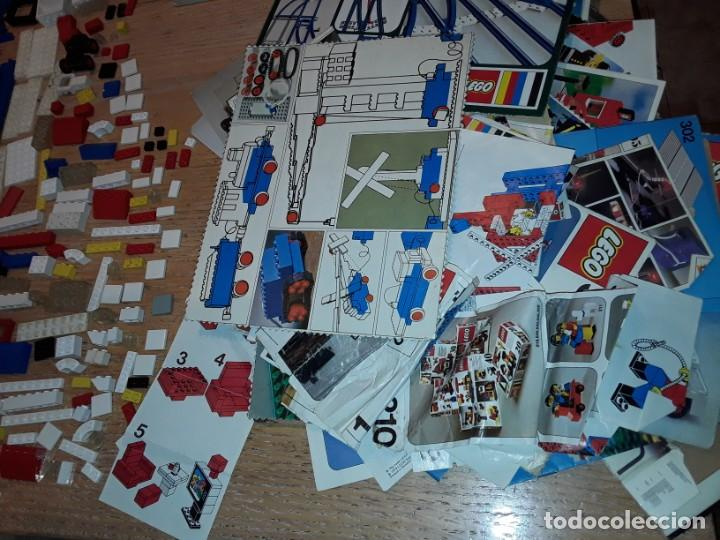 Juegos construcción - Lego: Lego años 70 mega lote piezas y catálogos ,tren funcionando, ver todas las fotos. - Foto 9 - 246149290