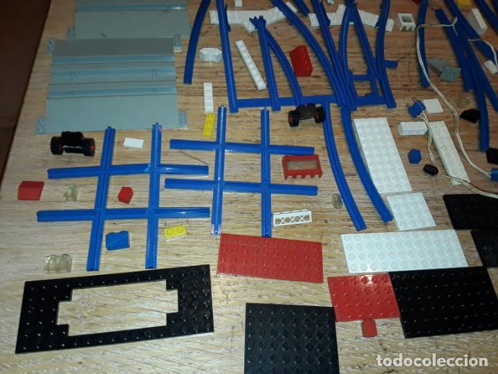 Juegos construcción - Lego: Lego años 70 mega lote piezas y catálogos ,tren funcionando, ver todas las fotos. - Foto 10 - 246149290