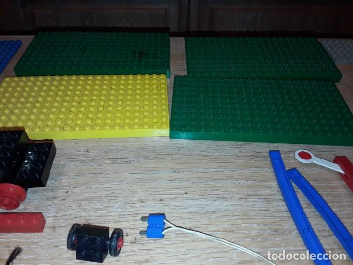 Juegos construcción - Lego: Lego años 70 mega lote piezas y catálogos ,tren funcionando, ver todas las fotos. - Foto 13 - 246149290
