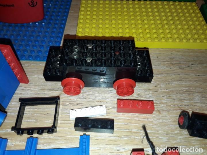 Juegos construcción - Lego: Lego años 70 mega lote piezas y catálogos ,tren funcionando, ver todas las fotos. - Foto 14 - 246149290