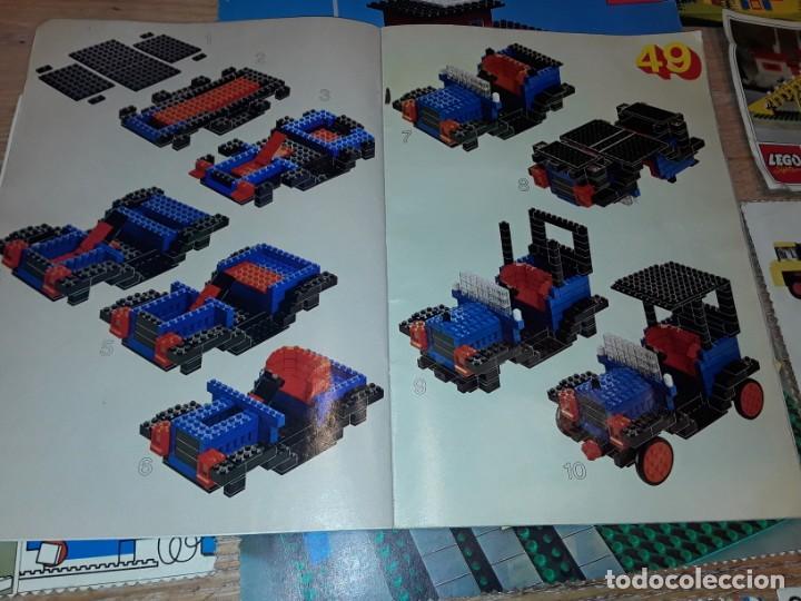 Juegos construcción - Lego: Lego años 70 mega lote piezas y catálogos ,tren funcionando, ver todas las fotos. - Foto 19 - 246149290