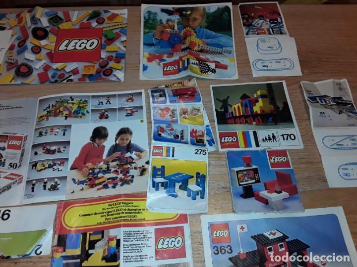 Juegos construcción - Lego: Lego años 70 mega lote piezas y catálogos ,tren funcionando, ver todas las fotos. - Foto 23 - 246149290