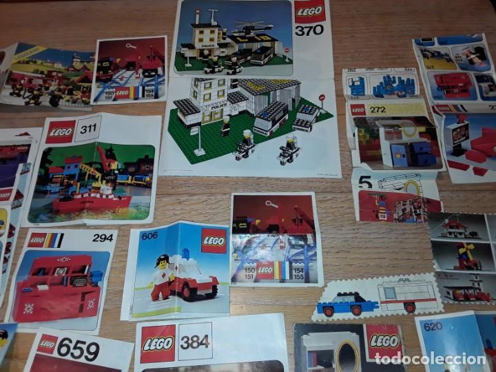 Juegos construcción - Lego: Lego años 70 mega lote piezas y catálogos ,tren funcionando, ver todas las fotos. - Foto 30 - 246149290