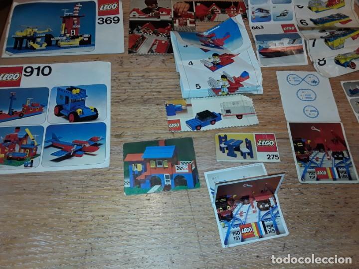 Juegos construcción - Lego: Lego años 70 mega lote piezas y catálogos ,tren funcionando, ver todas las fotos. - Foto 33 - 246149290