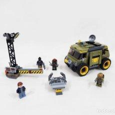 Juegos construcción - Lego: LEGO REF 79115 DE LA FURGONETA DE LAS TORTUGAS NINJA - NINJA TURTLE VAN. Lote 246469435